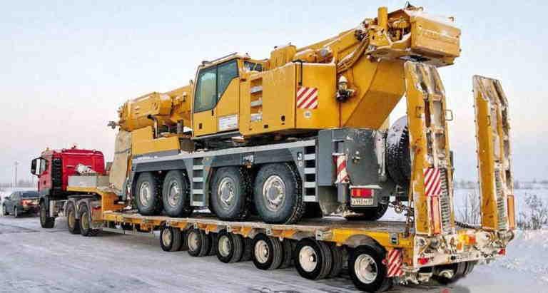 Перевозка больших грузов в Перми и по РФ
